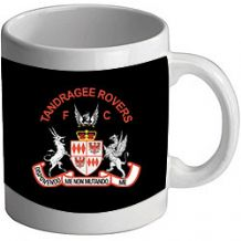 Tandragee Rovers FC Mug (Choice of 2)